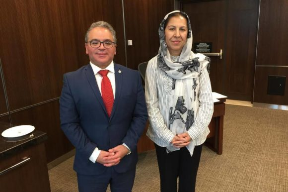 CANADA-AFGHANISTAN PARLIAMENTARY FRIENDSHIP GROUP HELD ITS INAUGURAL MEETING IN OTTAWA
