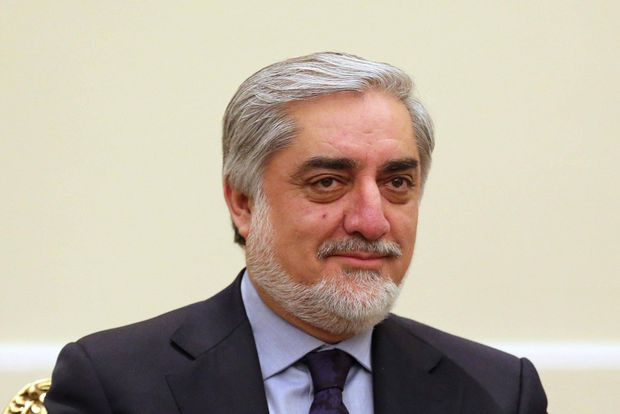 Top Afghan government official says Taliban should have a place at peace talks