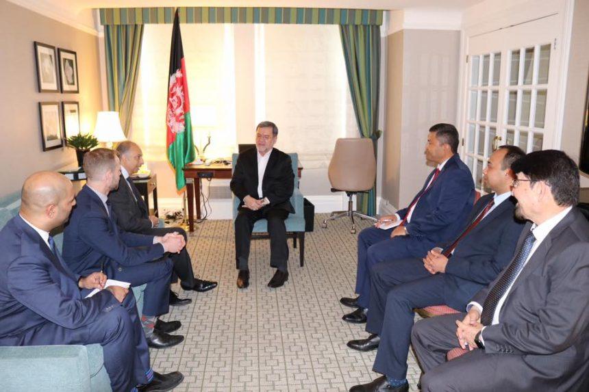 استاد دانش: دولت افغانستان حامی کثرت گرایی و آزادیهای سیاسی در کشور است
