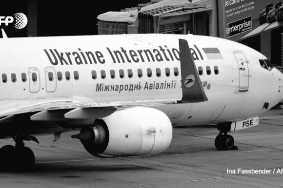 Message of Condolence on the Tragic Crash of the Ukranian Airlines Plane